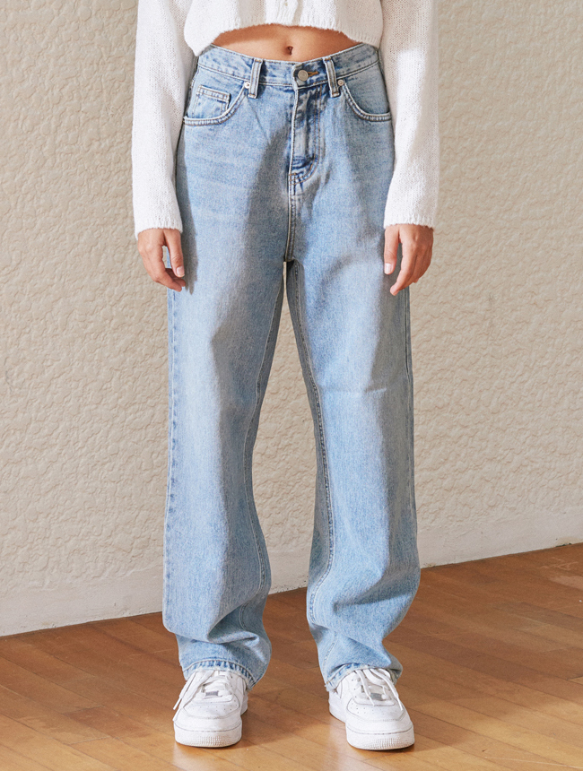 signature wide jeans
